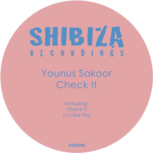 Younus Sakoor - Check It [SHBZ098]