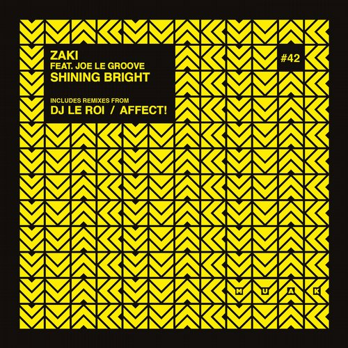 Zaki – Shining Bright [MUAK042]