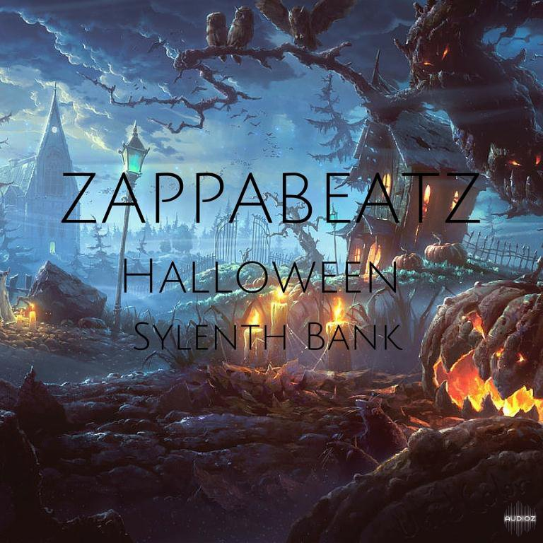 Zappabeatz Halloween Sylenth Bank FXB