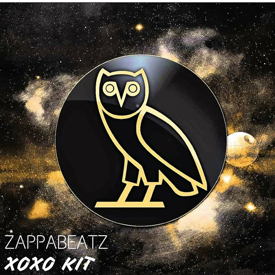 Zappabeatz XOXO Drum Kit WAV