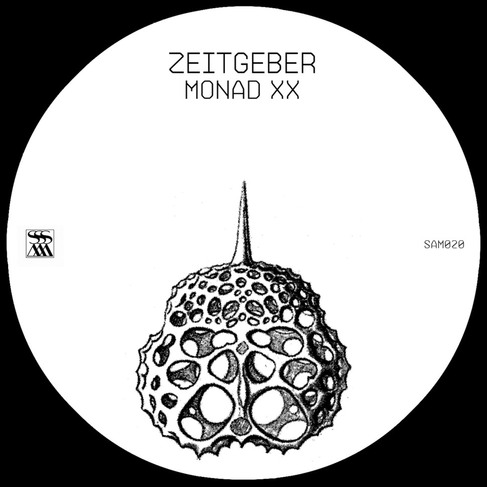 Zeitgeber (Lucy and Speedy J.) - Monad XX [SAM020]