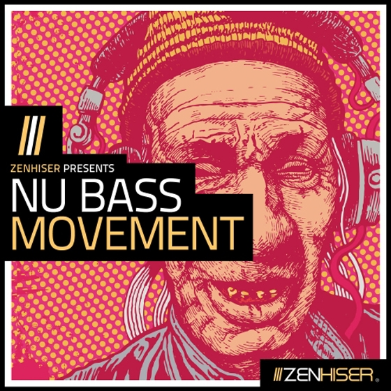 Zenhiser Nu Bass Movement WAV-MAGNETRiXX