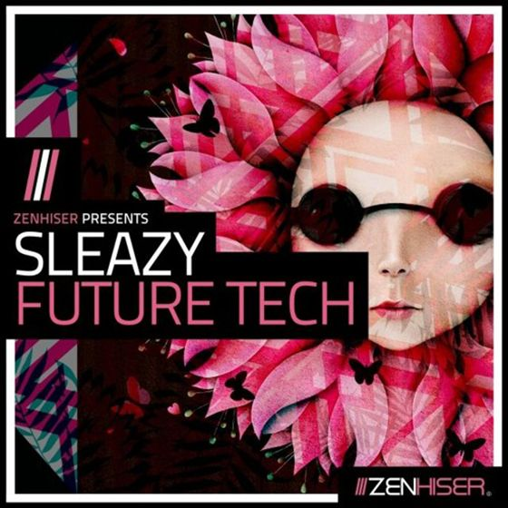 Zenhiser Sleazy Future Tech WAV