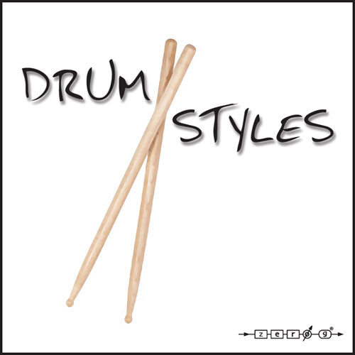Zero-G Drum Styles DLP REX-ASSiGN
