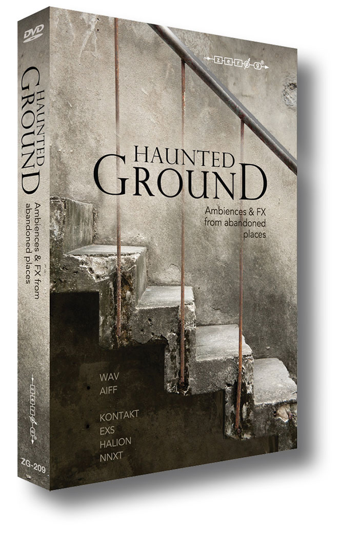 Zero-G Haunted Ground