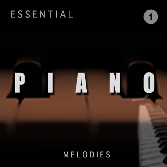 Zion Music Essential Piano Melodies Vol 1 WAV MiDi