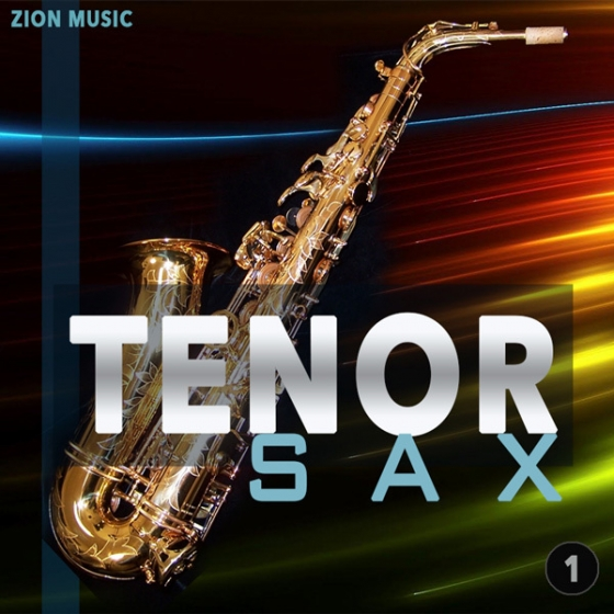 Zion Music Tenor Sax Vol 1 WAV