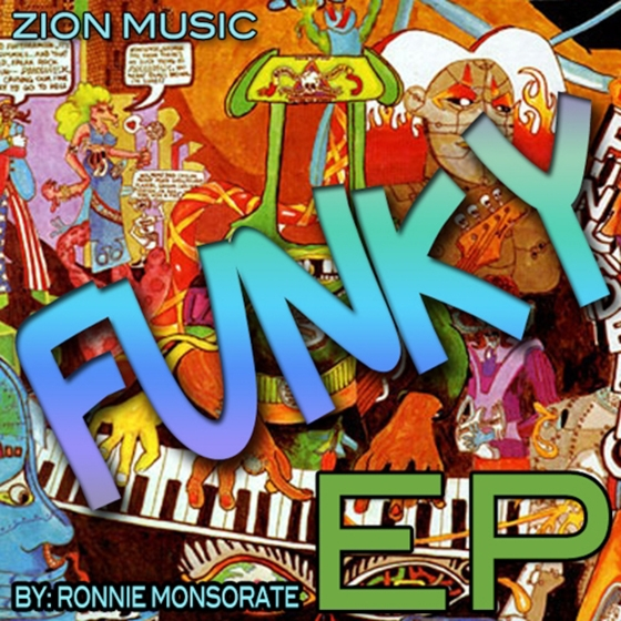 ZionMusic Funky Electric Piano WAV MiDi