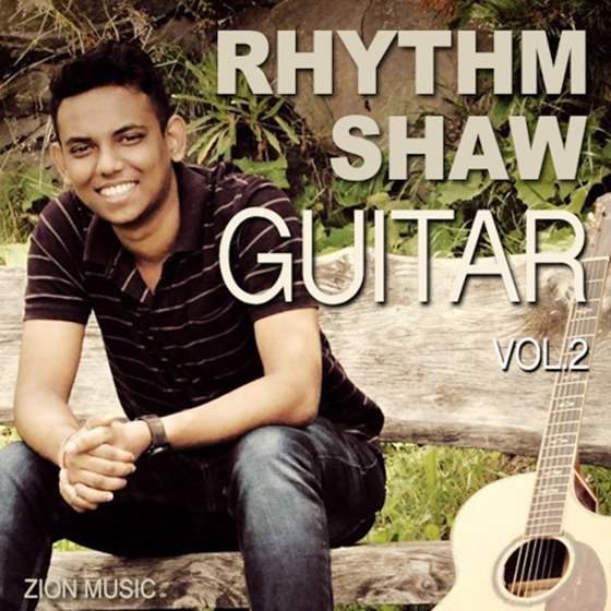 ZionMusic Rythm Shaw Guitar Vol 2 WAV Logic Pro X Sessions