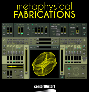 contortDistort Metaphysical Fabrications FOR NI REAKTOR Free