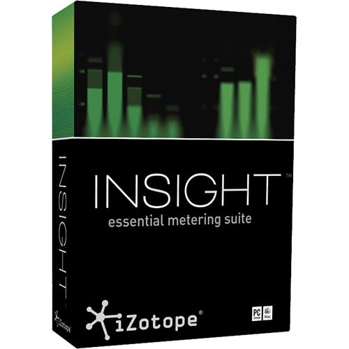 iZotope Insight v1.04 Incl Emulator-R2R