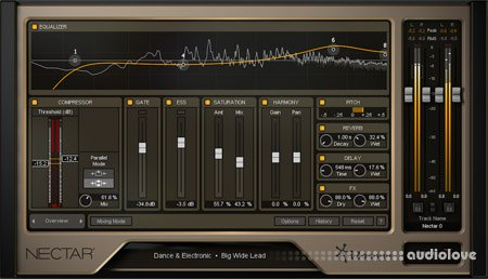 iZotope Nectar 2 Production Suite v2 04a WiN MacOSX