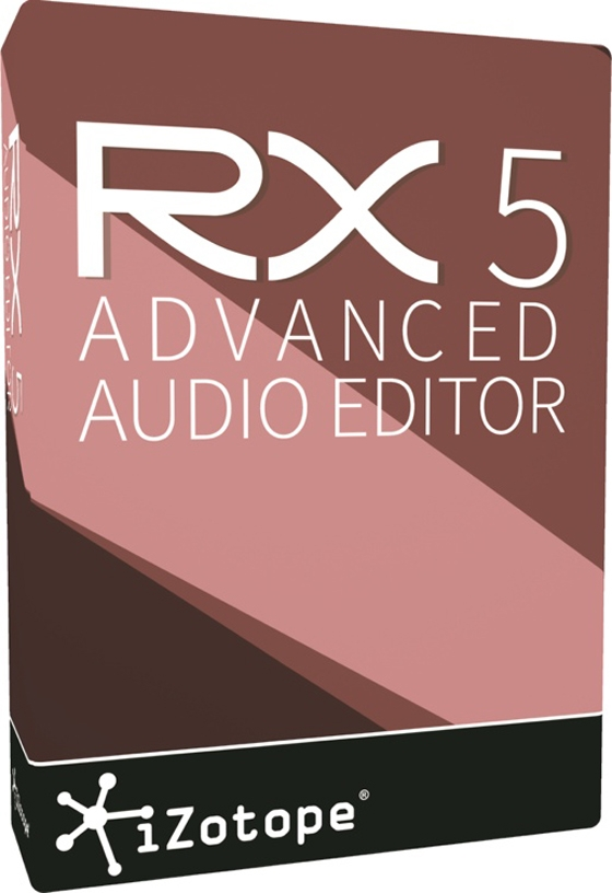 iZotope RX 5 Advanced Audio Editor v5.01 Incl Emulator-R2R