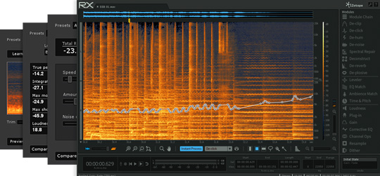 iZotope RX Advanced 5 x86 x64