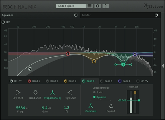 iZotope RX Final Mix v1.02 MAC