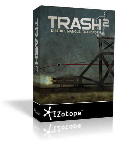iZotope Trash 2 v2.04 Incl Emulator-R2R