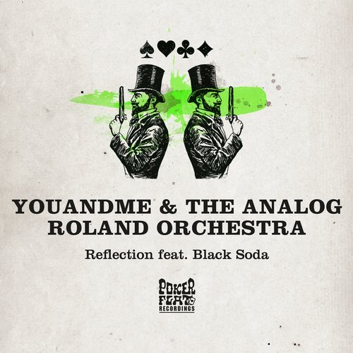 youANDme, The Analog Roland Orchestra – Reflection [PFR179D]